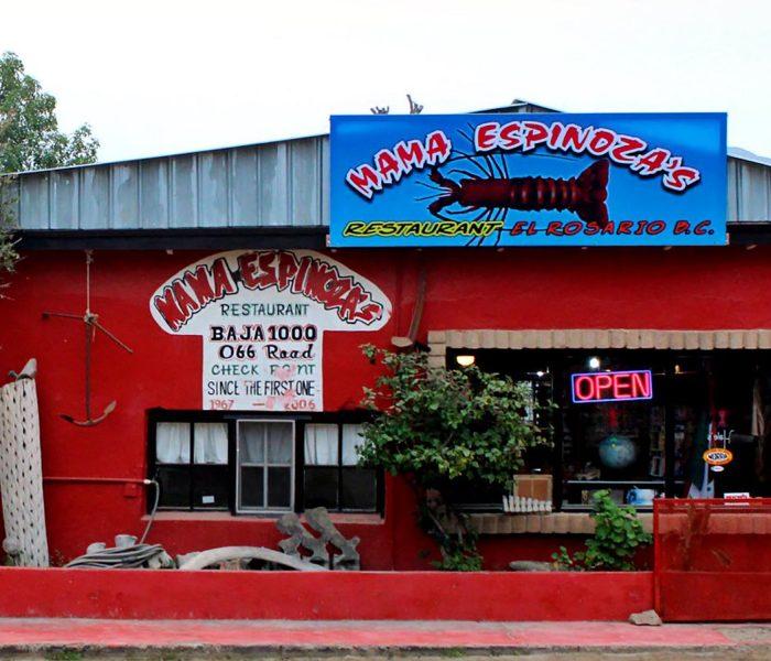 Restaurantes en San Quintin